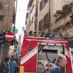 Firenze e Trani, doppio incendio: nessun ferito, solo danni materiali