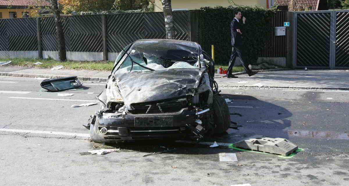 Pistoia, ancora un incidente stradale: due morti, inutili i soccorsi