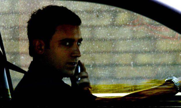 Alcamo, l'incidente vittima di un vizio comune: il cellulare alla guida