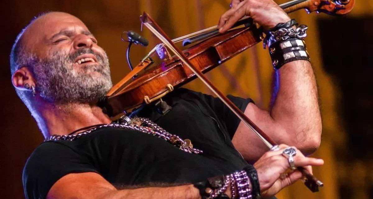 Alessandro Quarta, chi è il violinista della Notte della Taranta