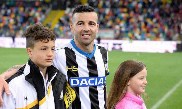 """Di Natale: """"Sogno l'Udinese, Sanchez è immarcabile"""""""