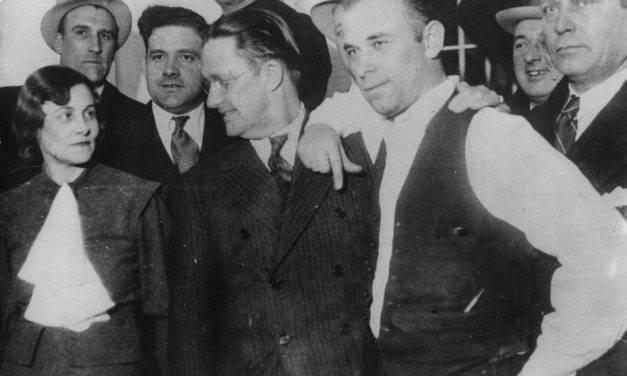 John Dillinger, chi era il criminale statunitense