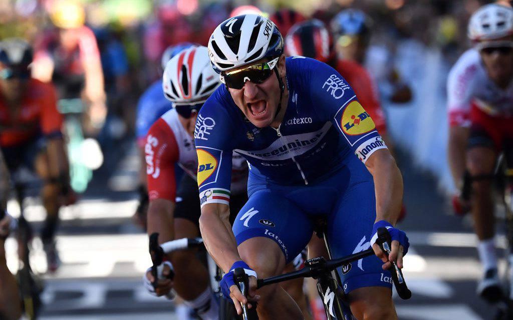 Europei di ciclismo: Elia Viviani campione di forza