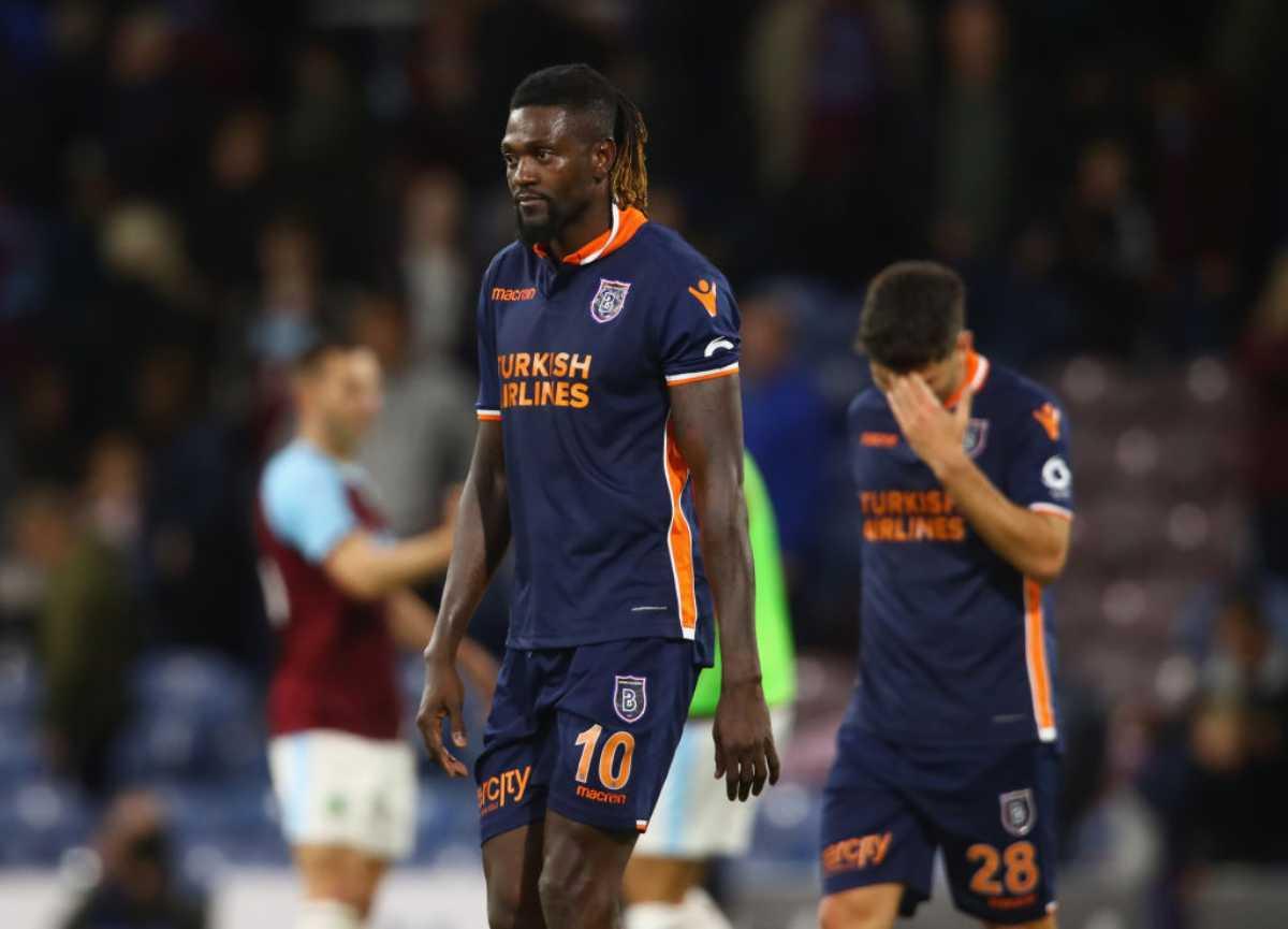 Emmanuel Adebayor, attaccante attualmente svincolato