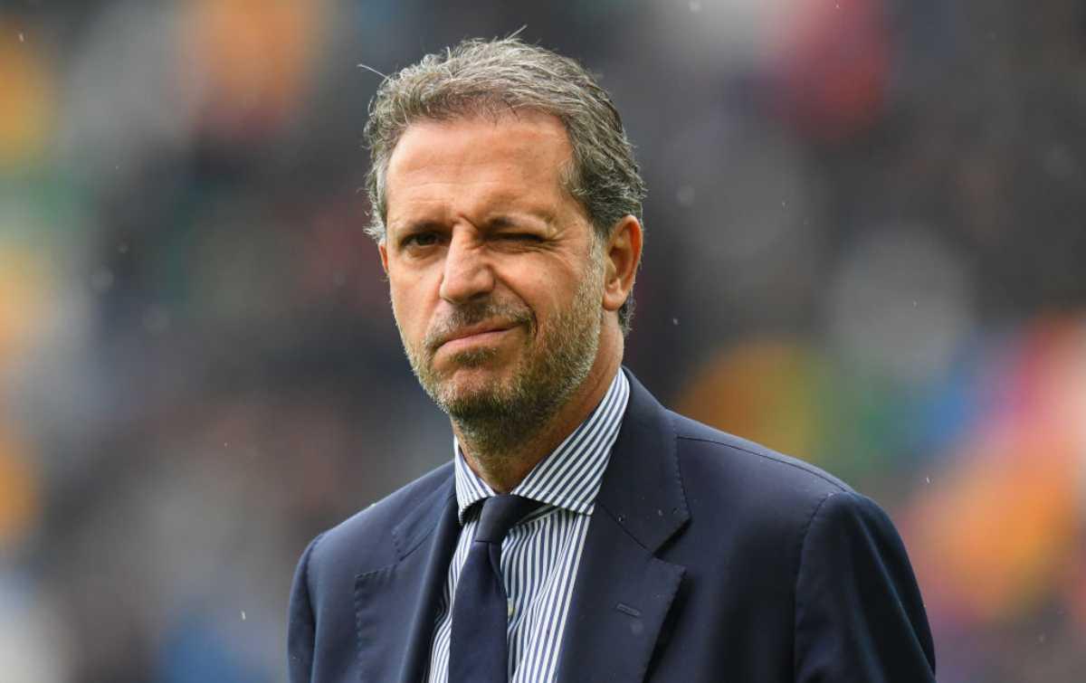 Fabio Paratic, dirigente della Juventus