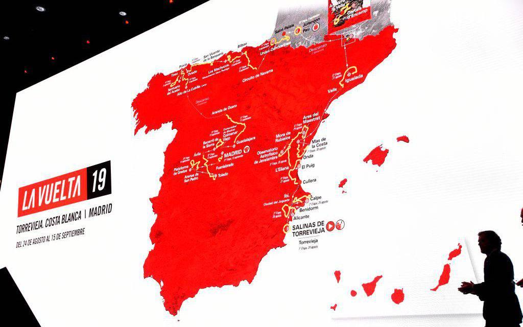 Vuelta a España 2019: favoriti, tappe, come vederla in tv e in streaming