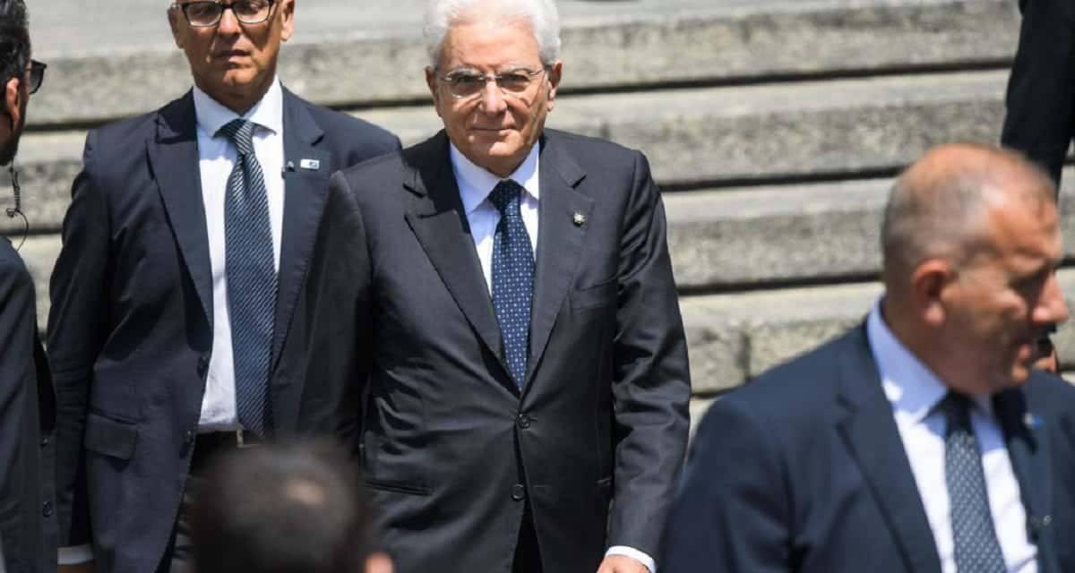 Crisi di governo, Quirinale: consultazioni concluse, l'ora di Mattarella