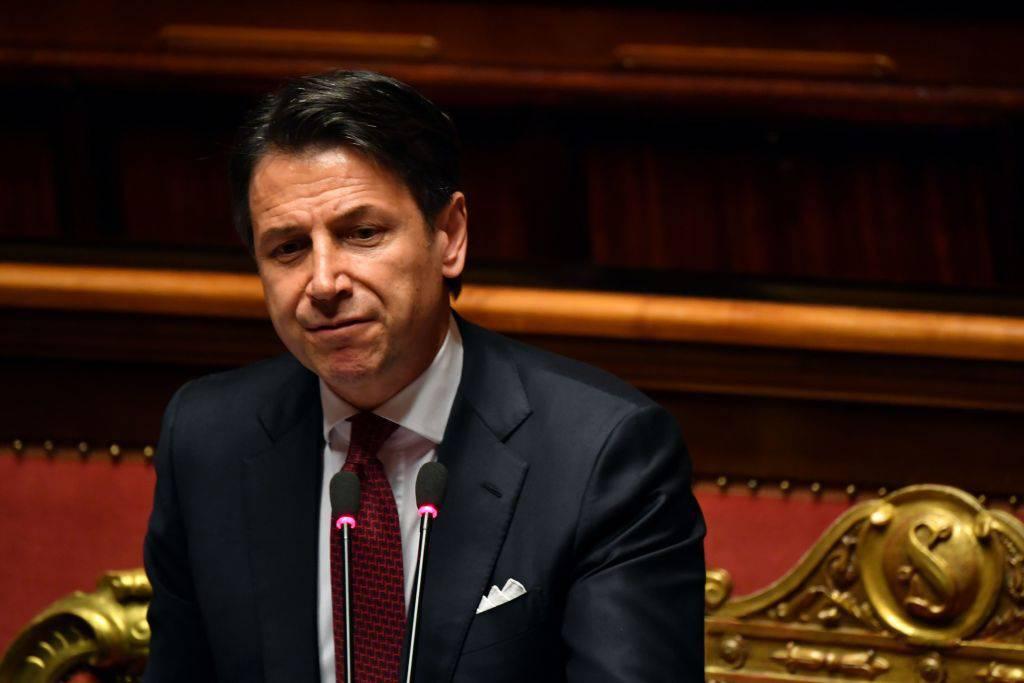 Giuseppe Conte governo Italia Pd 5 Stelle