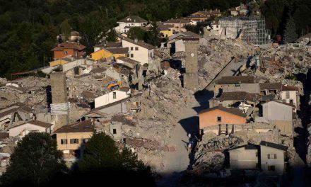 Terremoto Amatrice: tre anni dopo, 50mila ancora senza casa