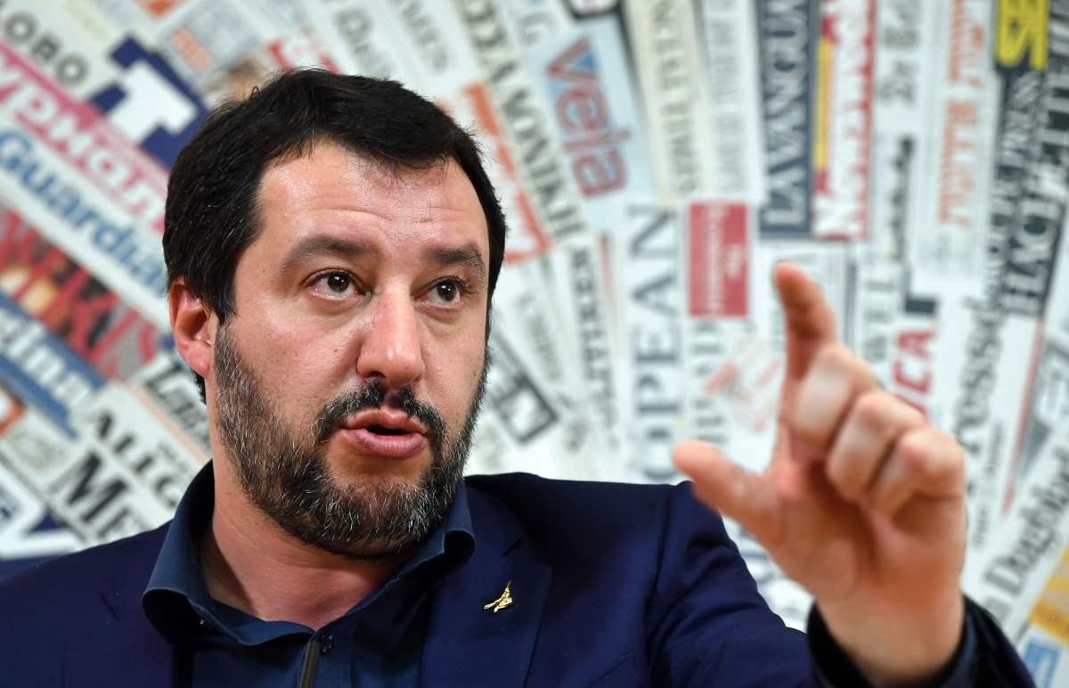 Fabio Sanfilippo Matteo Salvini governo Lega