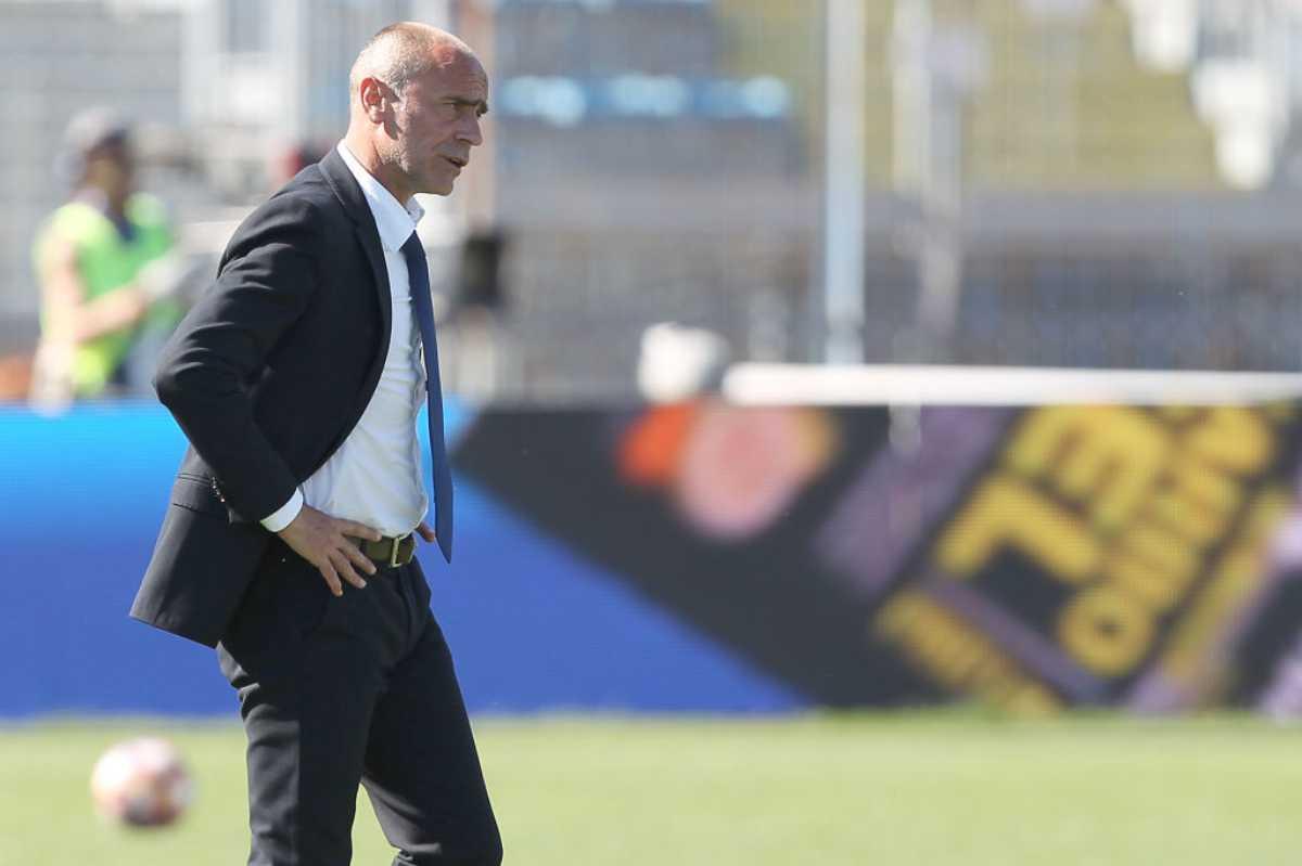Giovanni Martusciello, vice allenatore Juventus