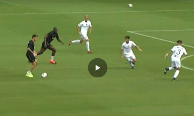 Inter-Gozzano 2-0, ennesimo gol di Lukaku in amichevole – VIDEO