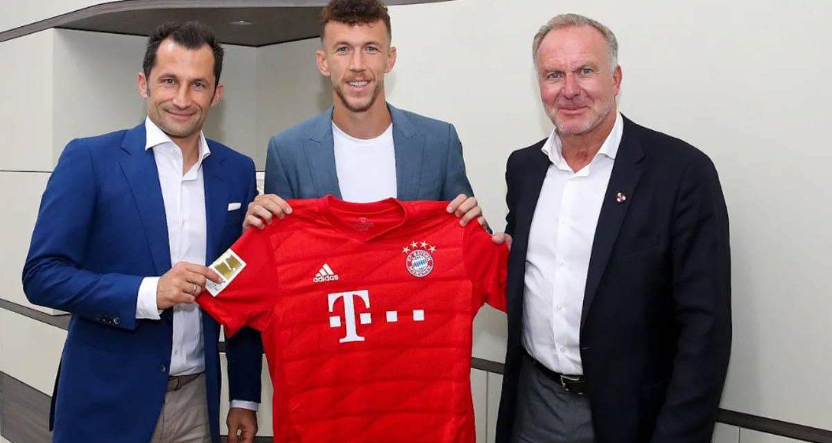 """Bayern, Perisic in conferenza: """"Pronto grazie agli allenamenti di Conte"""""""