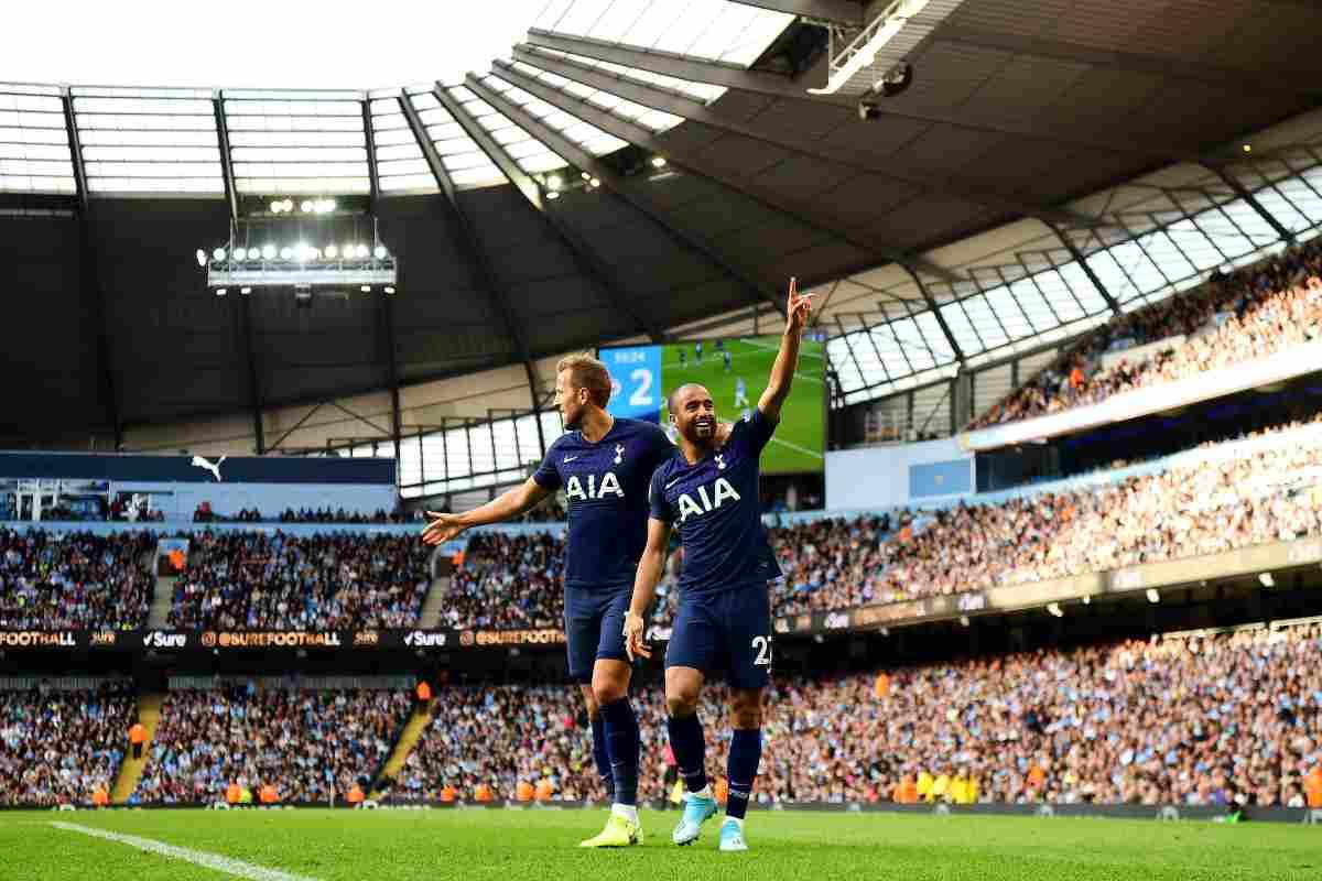 Kane Lucas Tottenham