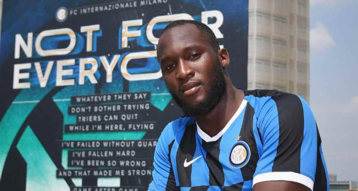 """UFFICIALE – Inter, preso Lukaku: """"Volevo solo questa squadra!"""""""