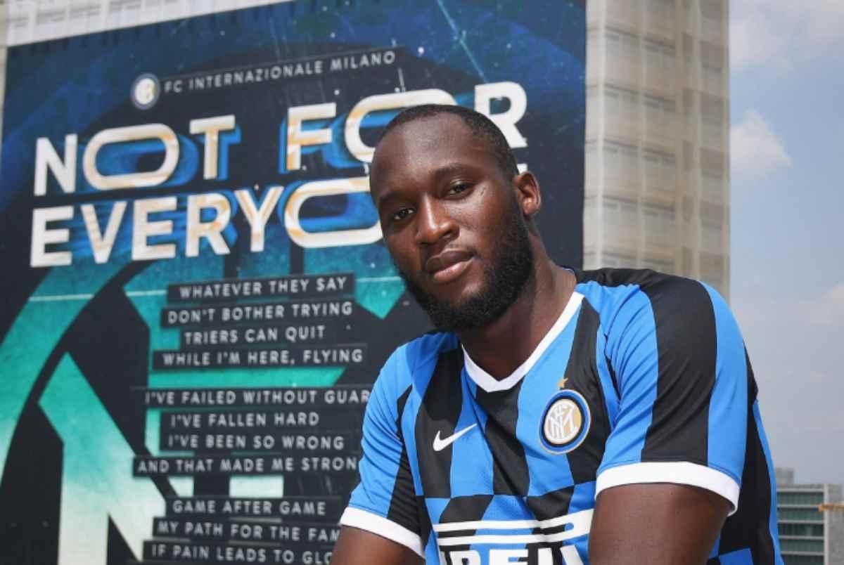 Inter Lukaku ufficiale