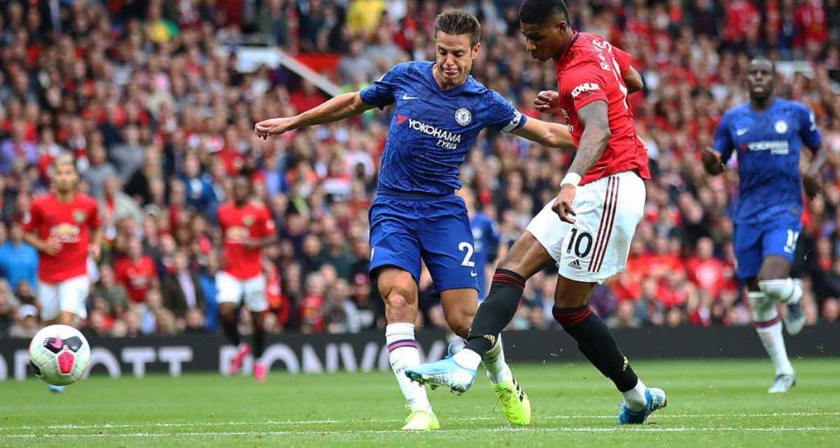 Manchester United-Chelsea 4-0, gli highlights: doppietta di Rashford – VIDEO