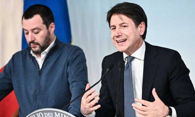 """Crisi di Governo, Conte a Salvini: """"Collaborazione sleale, siamo agli sgoccioli"""""""