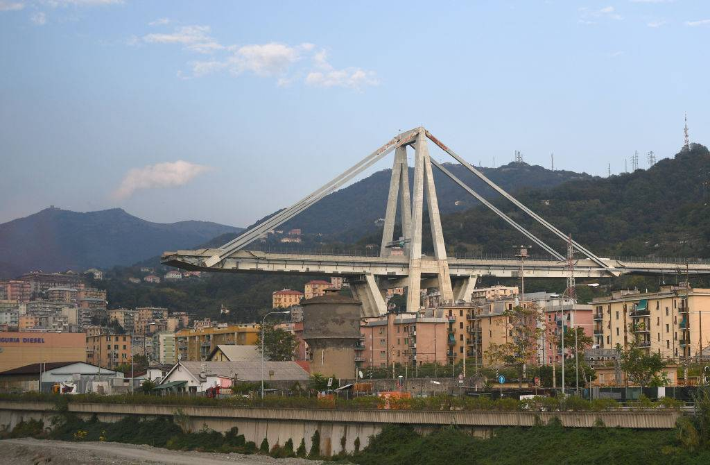 Genova  Autostrade chiude A26