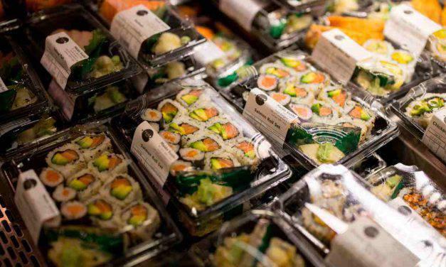 Sushi velenoso, 12 persone con gastroenterite dopo averlo ordinato