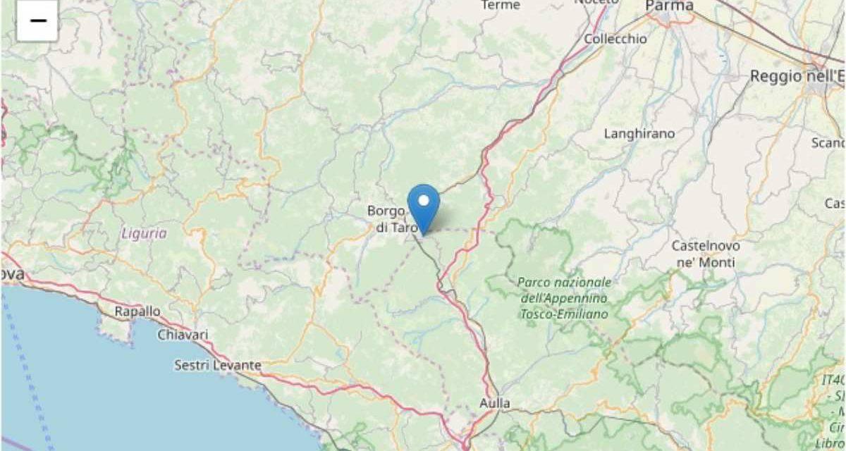 Terremoto a Parma, magnitudo 3.9: si teme un ritorno al 2012