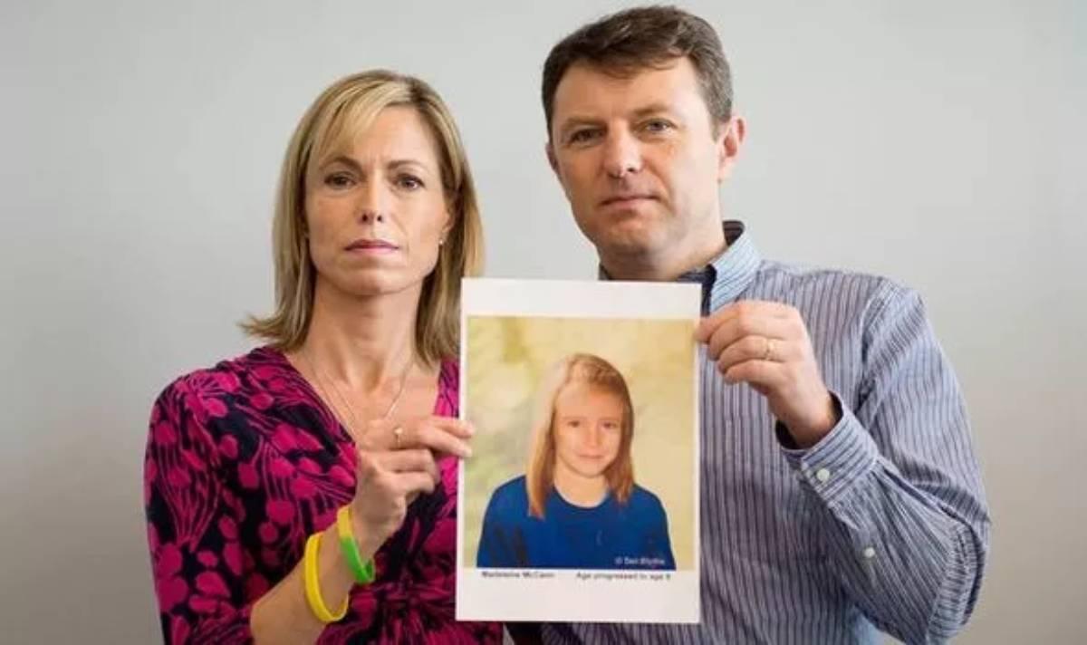 Madeleine McCann, genitori