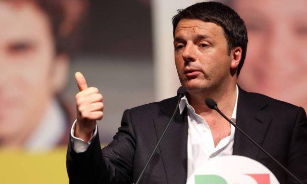 """Matteo Renzi: """"Alle elezioni vado da solo, non con questo PD!"""""""