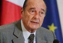Chirac morto