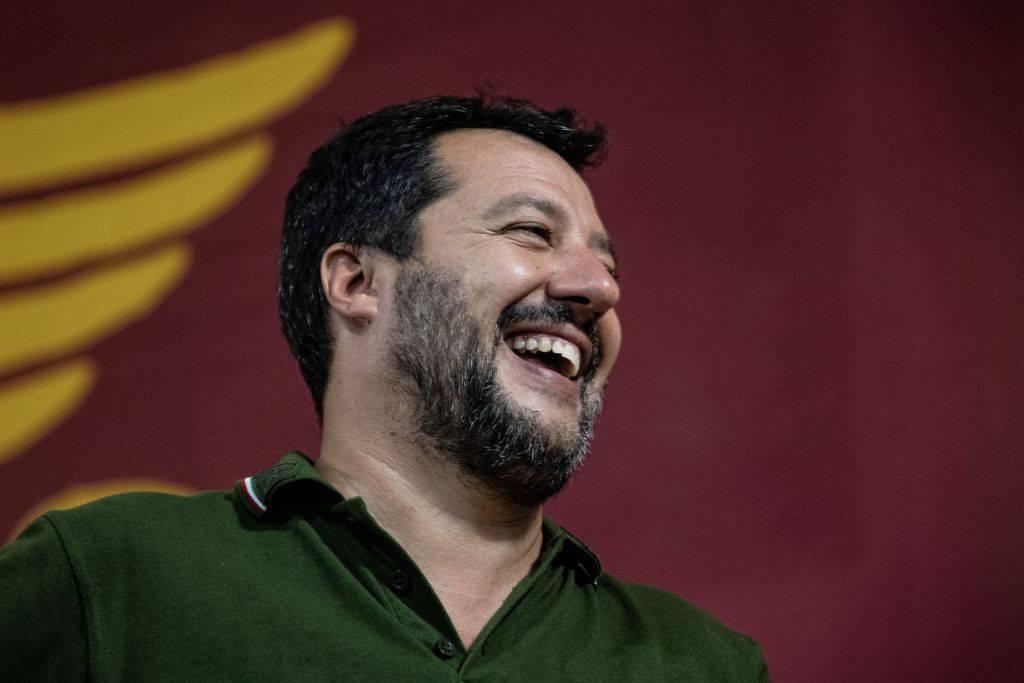 Matteo Salvini TikTok profilo