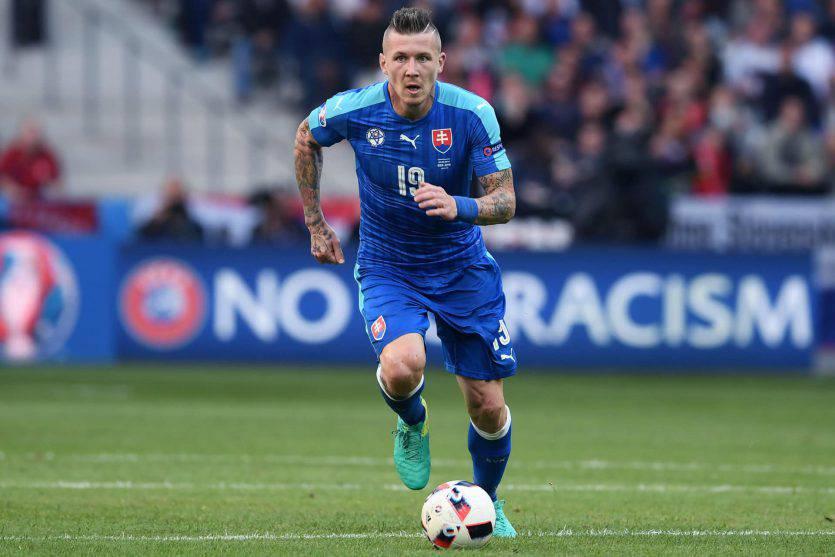Juraj Kucka Slovacchia Croazia
