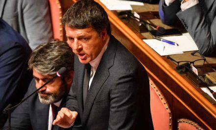 Renzi lascia il Pd e fonda un nuovo partito, con lui trenta di parlamentari
