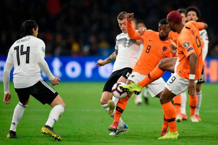 Germania-Olanda