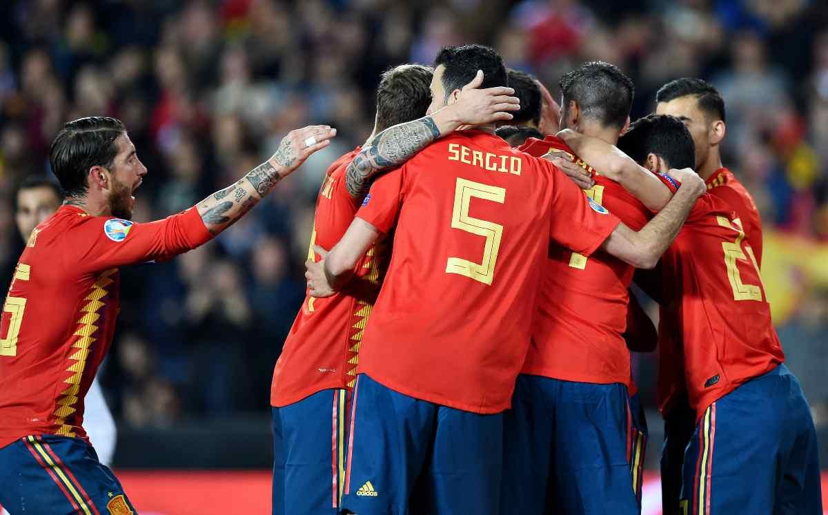 Spagna Nazionale calcio