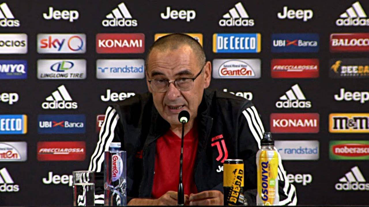 Juventus, Sarri