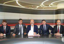 Milan, Stefano Pioli e la dirigenza