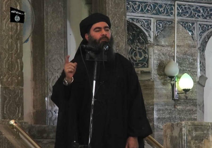 Al-Baghdadi Siria Isis Donald Trump