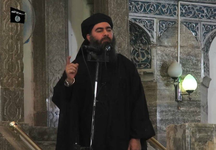 Isis al-Baghdadi morto