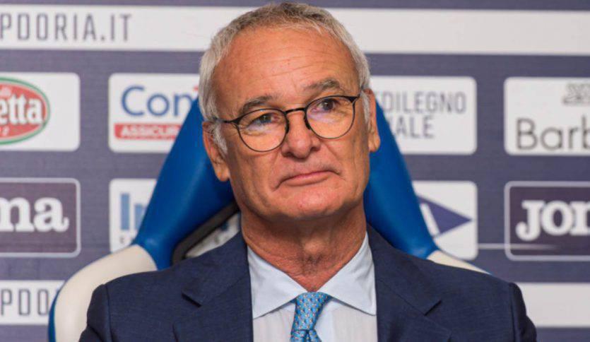 Claudio Ranieri Sampdoria