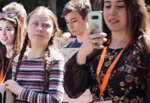 Federica Gasbarro Greta Thunberg italiana Fridays for Future