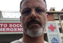 Kikò Nalli aggredito ospedale