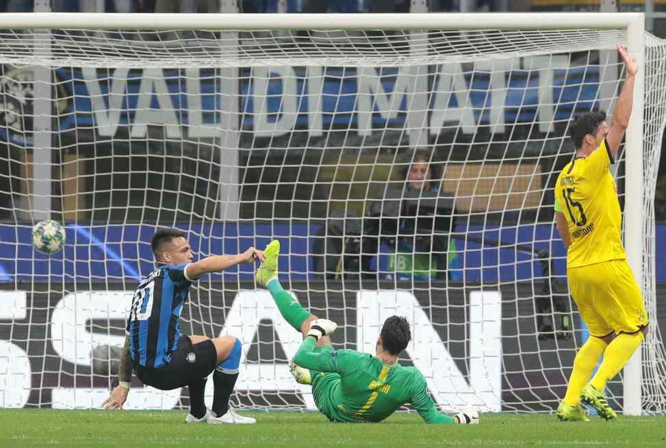 Champions League Inter  Napoli classifica