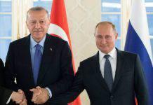 Siria intesa Putin-Erdogan tregua