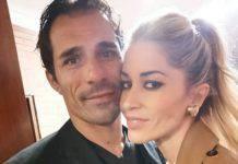 Elena Santarelli malattia figlio Bernardo Corradi
