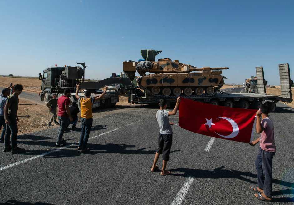 Siria jihadisti Turchia svolta