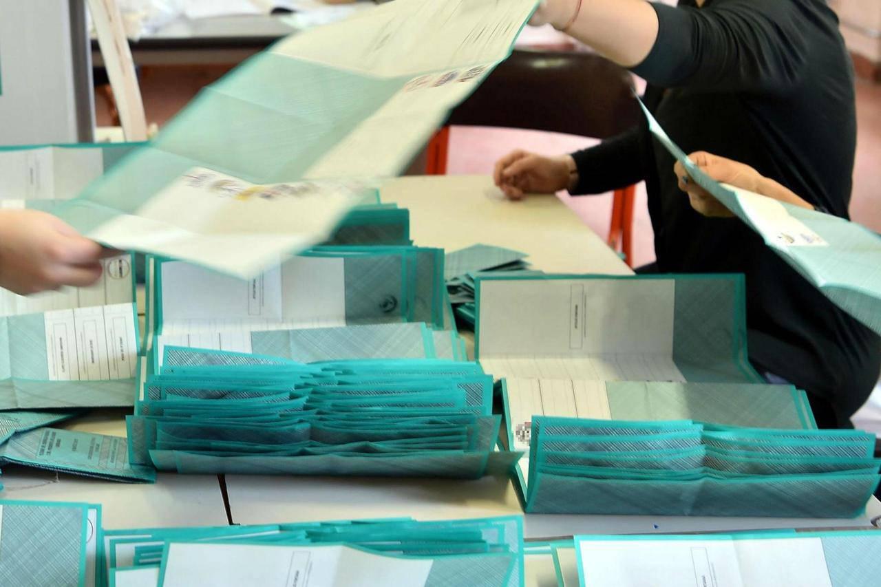 Elezioni Umbria Exit Poll e spoglio schede