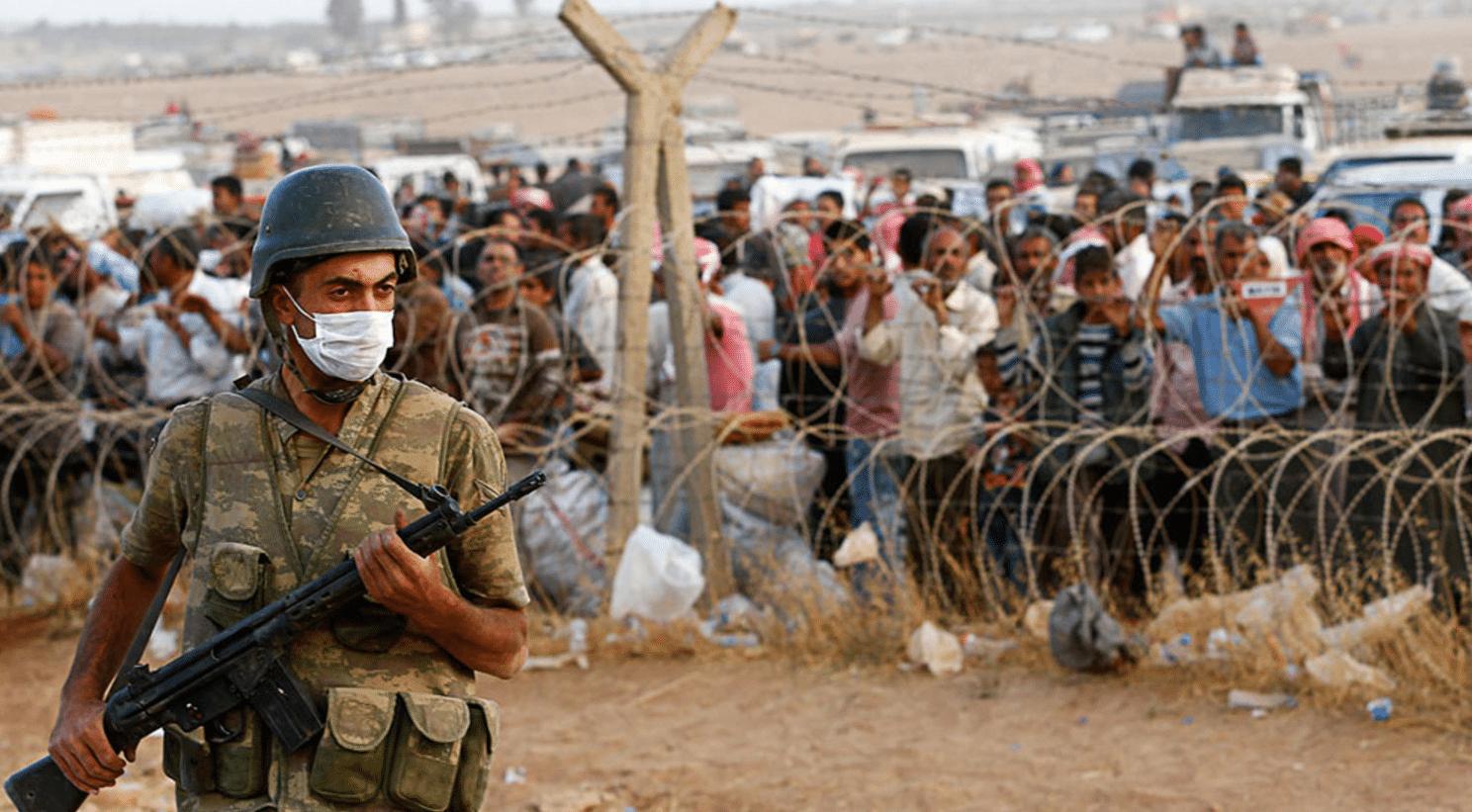 esecuzione sommaria turchi siria