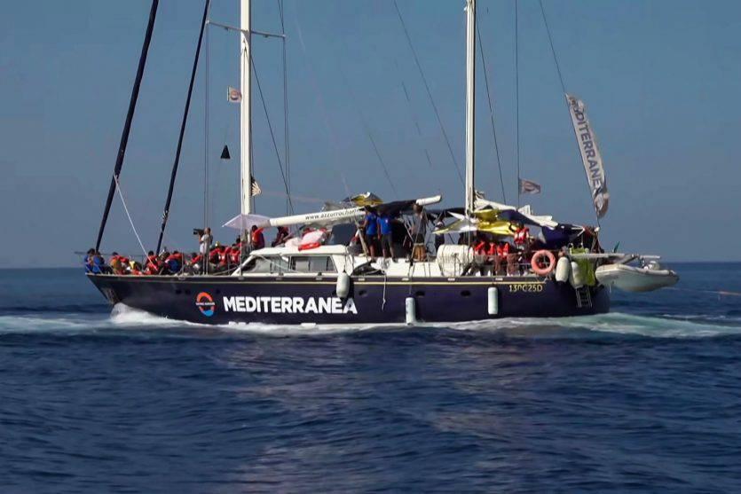 'Mediterranea', Ong