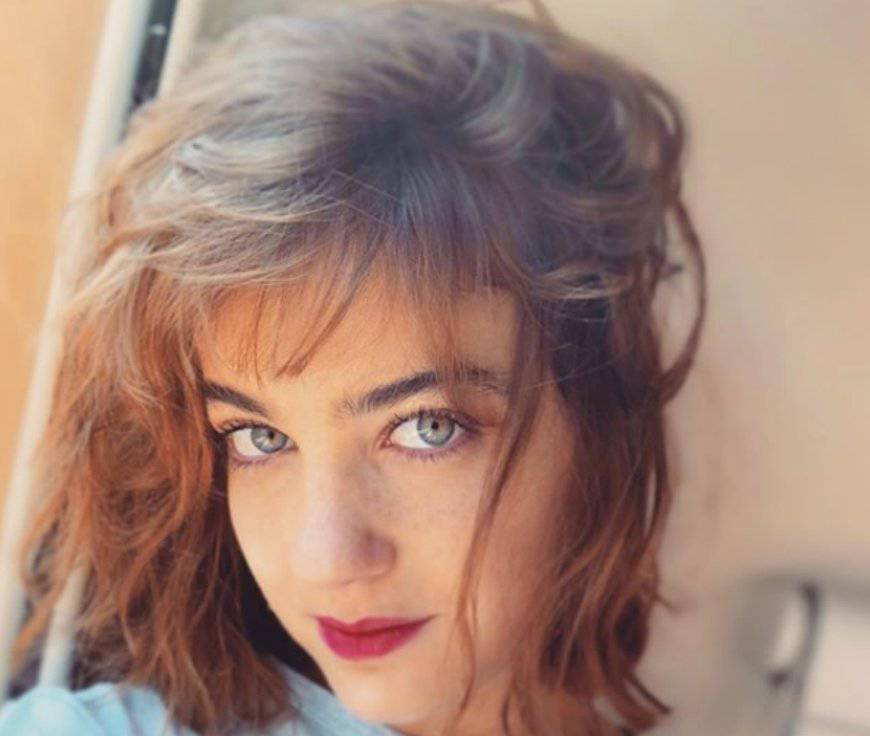 Beatrice Grannò giovane attrice fiction