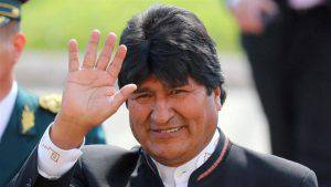 Bolivia Morales