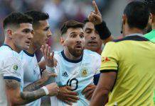 Argentina Messi Nazionale